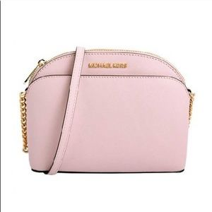 80% off NEW Michael Kors Blossom Purse